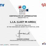 ISSF 2016 SCTV, FIKOM Raih 120 Top Finalist Dari Seribuan Peserta
