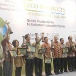 IKUTI ECO-PRODUCTS INTERNATIONAL FAIR 2010 PT.RAPP Raih Green Industri Award dari Mentri Perindustrian