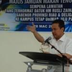 DALAM RANGKA KEGIATAN DMDI Gubri Berkunjung Ke Universitas Malaysia Perlis