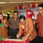 Grand Opening Butik Bank Riau di Mal Ciputra Pekanbaru
