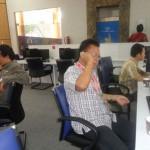 Media Center PON Riau Dapat Pujian
