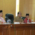 Galeri: Gubri Pimpin Rakor SKPD Pemrov Riau