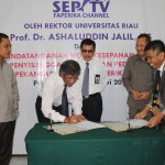 Faperika UR Launching SEPTV