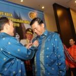 Galeri: Pj Gubri Hadiri Pelantikan DPK-IKAPTK Pekanbaru Periode 2014-2019