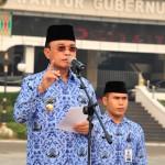 Galeri: Pj Gubernur Riau Pembina Apel Pagi 17