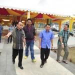 Galeri: Pj Gubernur Riau Tinjau Lokasi Pelantikan