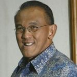 SUASANA SEMPAT TEGANG Aburizal Bakrie Jadi Ketua Umum Golkar