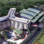 PEKANBARU KINI MILIKI HOTEL BINTANG LIMA Akhir Maret Labersa Grand Hotel Akan Soft Opening