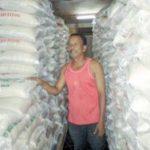 MASYARAKAT TAK PERLU KHAWATIR Lima Bulan Kedepan Stop beras Riau Aman