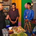 Bupati Bengkalis Kunjungi Stand Kafilah Riau di Batam