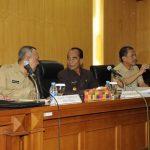 Rapat Evaluasi APBD APBN 2014