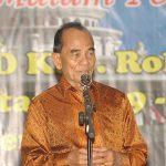Gubri Hadiri Tugas Anggota DPRD Kab Rohil