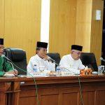 Rapat Persiapan Hari Jadi Riau dan HUT RI