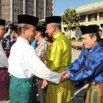 Halal bihalal Pemprov Riau