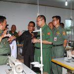 Tiga Kadis Kunjungi Tempat Pelatihan Petani dan Pelaku Agribisnis