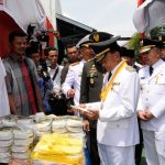 Gubri dan Wagubri Tinjau kerajinan Lapas Pekanbaru & Resmikan Blok Baru Lapas