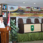 Halal Bihalal dan Sarasehan Bersama Wagubri