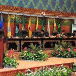 Wagubri Menghadiri Rapat DPRD