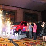 Launching Mitsubishi Delica