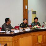Rapat Tim Ahli TPID Prov Riau