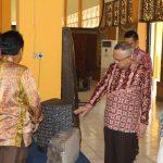 Plt Gubri mengunjungi Museum Daerah Riau Sang Nila Utama