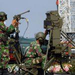 PT Chevron Pacific Indonesia Dumai Tuan Rumah Latihan Pertahanan Udara Nasional
