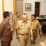 Plt.Gubri Road Show ke Dinas Pendidikan Prov Riau