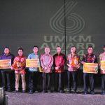 Malam Puncak Penganugerahan UMKM Awards Ke – 6