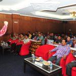 Bimtek Persandian Jajaran Pemerintah Kab/Kota se Prov Riau