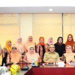Plt Gubri Terima Audiensi Perempuan Riau Bangkit Foundation (PRBF)