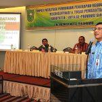 Rapat Fasilitasi Pembinaan Regulasi Kegiatan Dekonsentrasi Dan Tugas Pembantuan