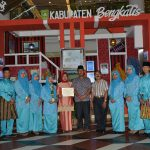 Bengkalis Juara Pertama The 10th International Sumatera Indonesia Expo 2014 di Batam