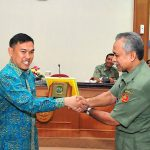 Kunjungan Kerja Humas Prov Jawa Barat