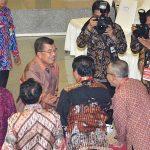 Rakornas Gubernur Kapolda dan Kabinda se Indonesia