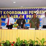 Rakor Pengendalian Inflasi Daerah Prov Riau