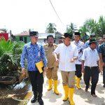 Plt Gubri Tinjau Banjir Di Meranti Pandak
