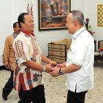 Plt Gubri Menggantar Keberangkatan Wakil Ketua MPR RI