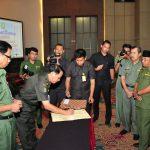 Rakor pengawasan daerah ( Rakorwasda) Prov Riau
