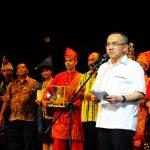 Pembukaan Pameran & Pergelaran Seni Se-Sumatra 2014