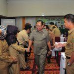 Rakor Penempatan Perekonomian Daerah Prov Riau Tahun 2014