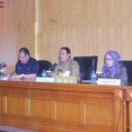 Rakor Dinas, Badan dan Biro Dilingkungan Pemprov Riau