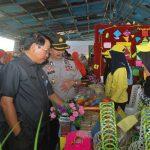 Sekda Tinjau Bazar Jambore Anak2 Panti Hasuhan/LKSA III Se-Prov Riau