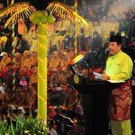 Sekda Prov Hadiri Penutupan MTQ XXXIII Prov Riau