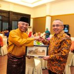 Ramah Tamah Plt Gubri dengan Wakil Menteri Pendidikan dan Ketenagakerjaan Singapura