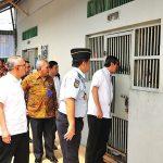 Kunjungan Kerja Mentri Hukum Dan Ham