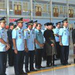 Sekda Prov Riau Hadiri Pengoperasian Skuadron Udara 16 Lanud Roesmin Nurjadin