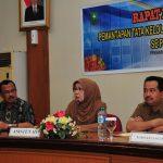 Rakor Pemantapan Tata Kelola Badan Layanan Umum Daerah Se Prov Riau
