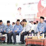 Sekda Prov Riau Hadiri Peringatan Hari Aids Se-Dunia 2014