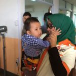 Disambut 50 Anak Disabilitas, Dokter Anggota IDI Sangat Terharu
