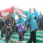 Pembukaan Bazar PKK-KB Kes Tingkat Provinsi Riau Tahun 2014